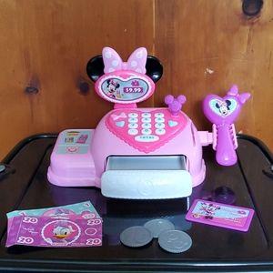 Minnie cash register